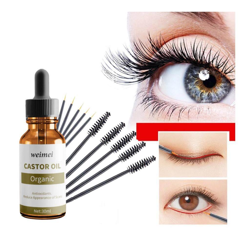 Castor Oil Pure Organic Castor Oil Foreyelash Extension Serum Enhancer Growth Liquid Eyelash Enhancer Eyelash Growth Serum Treatment By Blelanda.