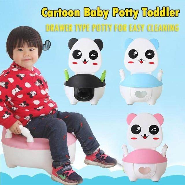 Baby Potty Urinary Toilet Bowl Trainer Kid Chair Seat Bench Toilet Potty Trainer