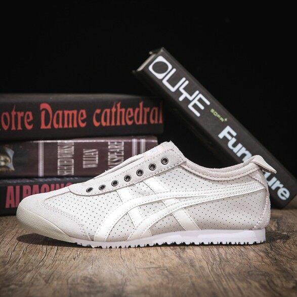 Giày Chạy Bộ OnitsukaˉTiger, Giày Thể Thao Thường Ngày Bằng Da Cho Nam Và Nữ, Giày Chạy Bộ Tiger giá rẻ