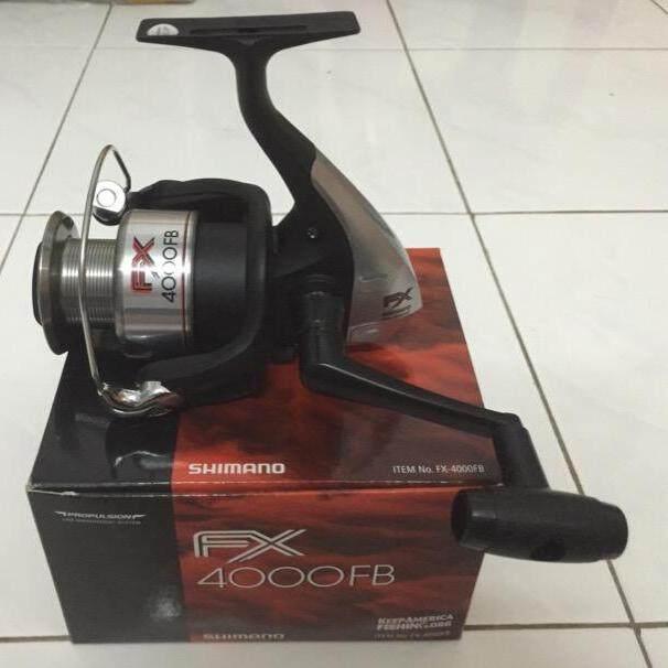 (ORIGINAL) SHIMANO FX 4000 Fishing Reel - Mesin Pancing Spinning Daiwa