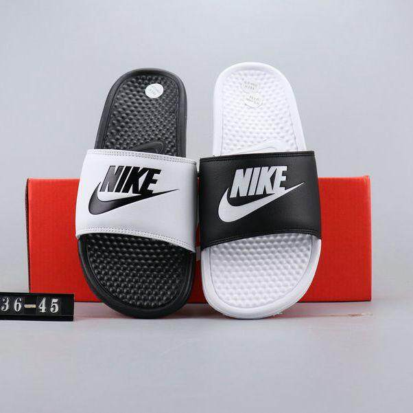 NIKE _ Menjadi Na SSI JD Saya Mencetak Terbuka Toe Sandal Olahraga