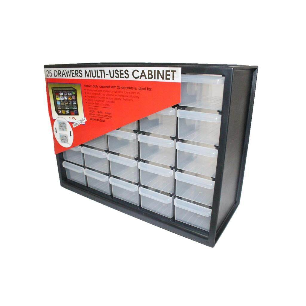 25 Part Drawer Cabinet