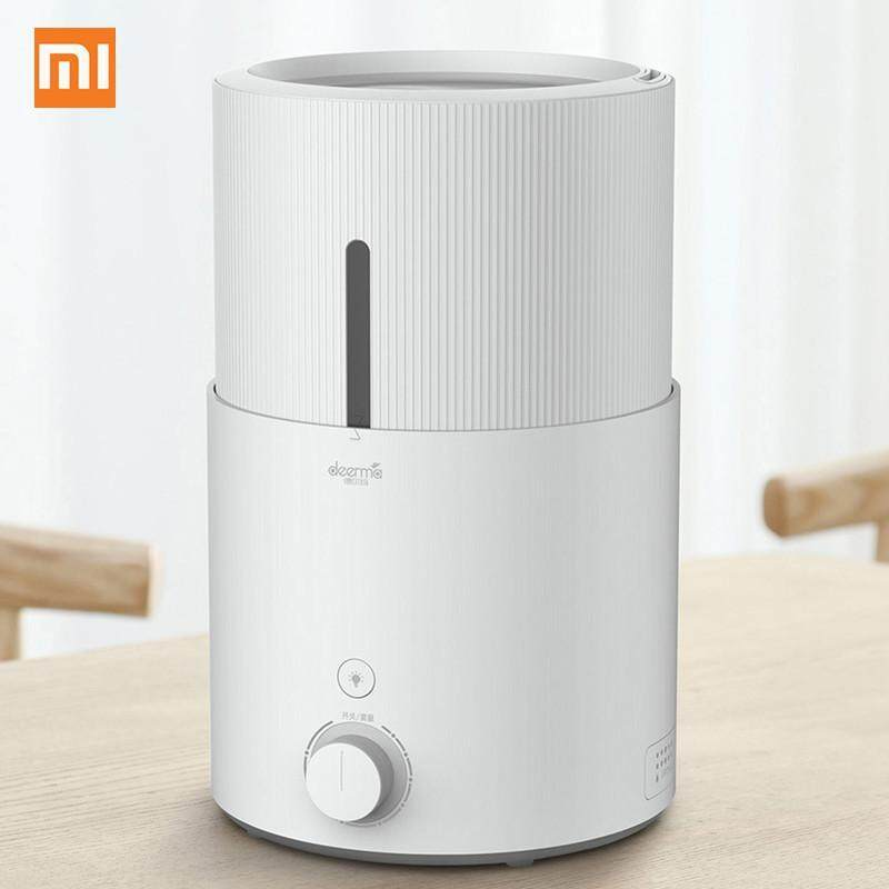 Xiao mi Humidifier Deerma DEM-SJS600 Air Humidifier for Home 5L Large Capacity Purifying Humidifier from Xiao mi Youpin Singapore
