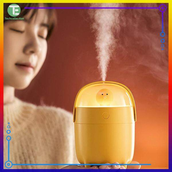Creative Octopus LED Night Light Cartoon Air Humidifier Aromatherapy for Indoor Accessories Singapore