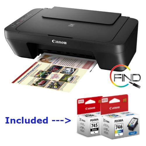 Canon Pixma Mg3070s Wireless All In One Printer (print/scan/copy) (findc) By Findc.