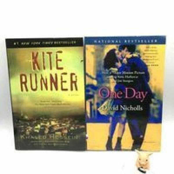 The Original English Day One Day + The Kite Runner English 2 Present