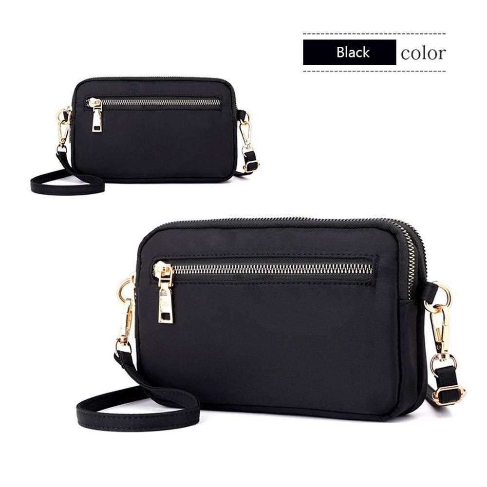 967168684a19 LTPlaza Small Women Shoulder Bag - Nylon Waterproof Crossbody Bags Handbags  Anti-theft Zipper Casual Bag