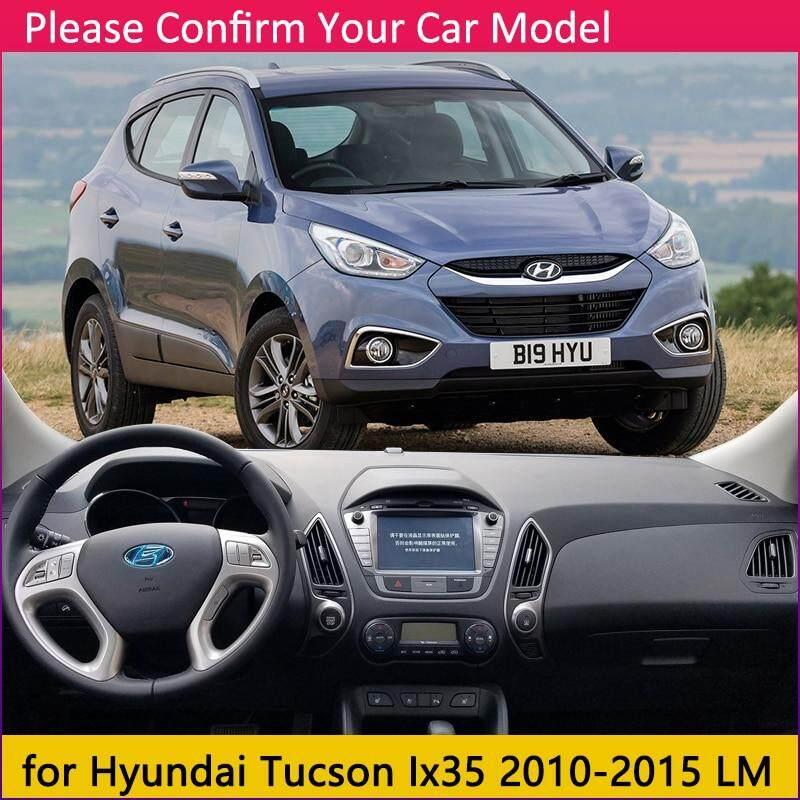 Dashmat Dashboard Sun Shade Dash Mat Cover Pad For Hyundai Tucson IX35 2010-2015