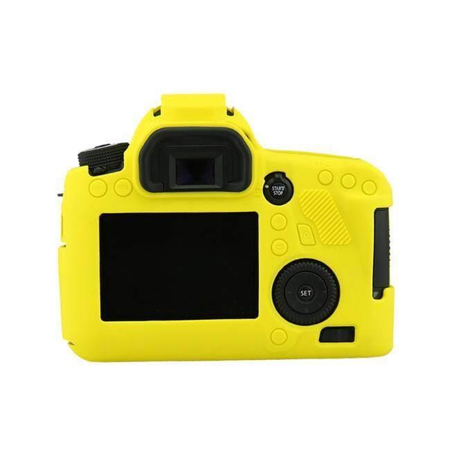 Selens Armor Skin Case Silicone Cover Protector Bag For Canon 6D Camera Siêu Ưu Đãi tại Lazada