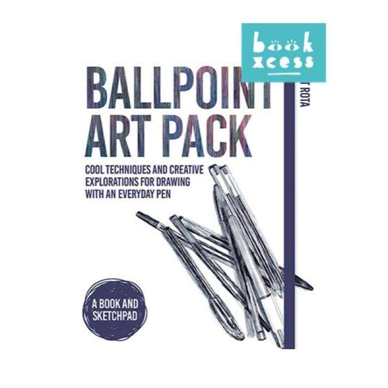 Ballpoint Art Pack (HB) Malaysia