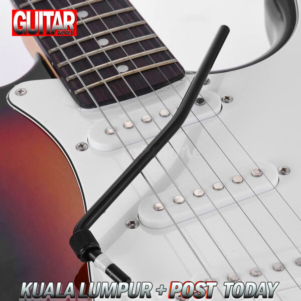 【Post Today】 6mm Tremolo Arm Whammy Bar for Fender Strat Stratocaster Electric Guitar Malaysia