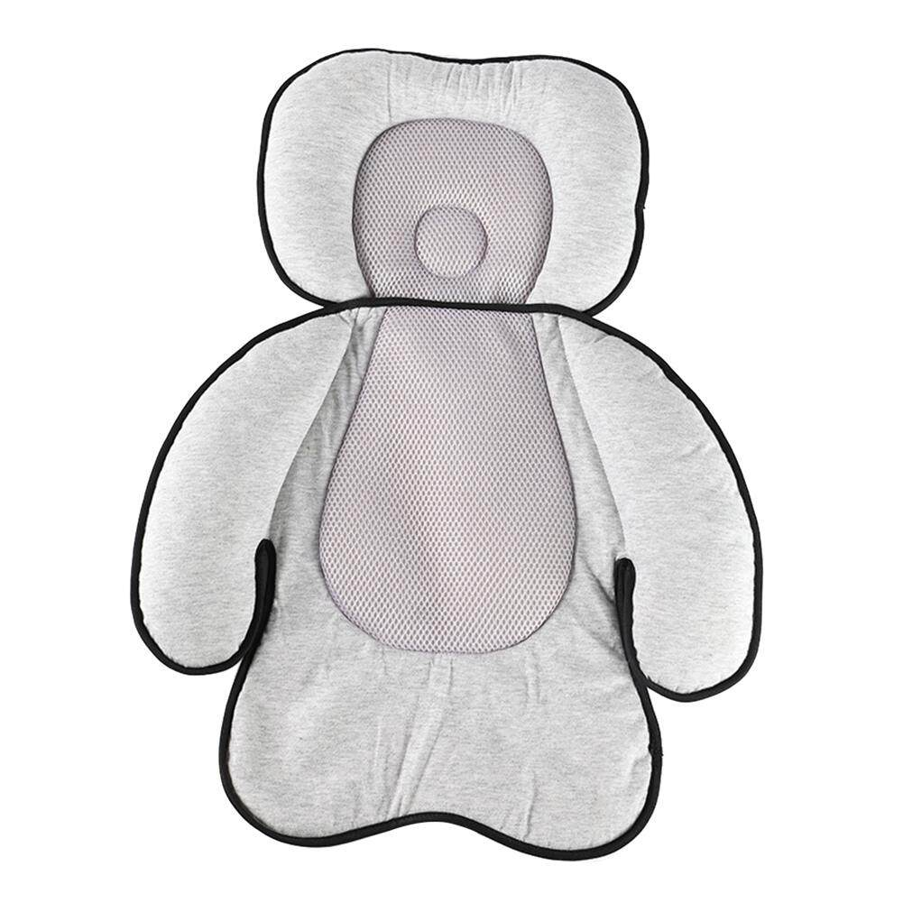 [tbytgyth]Foldable Cotton Baby Stroller Cushion Seat Cover Pad Breathable Soft Diaper Urine Mat