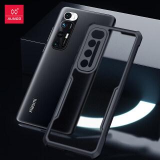 Ốp Xiaomi Mi 10S, XUNDD Không Khí-Túi Trường Hợp Dành Cho Xiaomi Mi 10S, Ốp Điện Thoại Bảo Vệ Chống Sốc Ốp Trong Suốt thumbnail