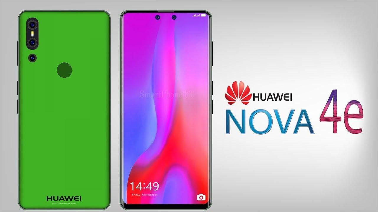 Huawei Nova 4e (6gb + 128gb) 32mp Amazing Selfie - Original Huawei Malaysia Set(1 Year Huawei Malaysia Warranty) By All Brand New Online Store.