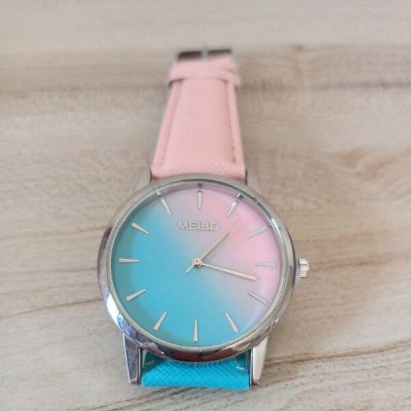 ##W010# Ready Stock Creative Art Little Fresh Girls Watch Student Watch Malaysia