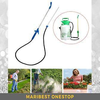 Agriculture and Garden Manual Pressure Sprayer 5 litres/8 litres Replacement Sprayer Wand Hose