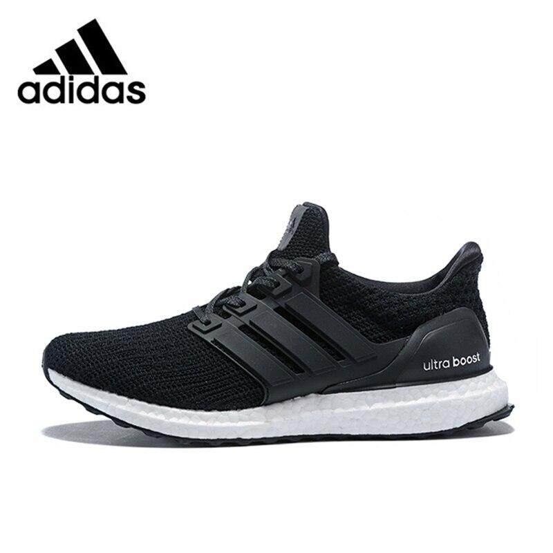 250d35e311b2e Adidas_ Ultra Boost 4.0 UB 4.0 Popcorn Running Shoes Sneakers Sports for  Women White Black BB6166 EUR Size W