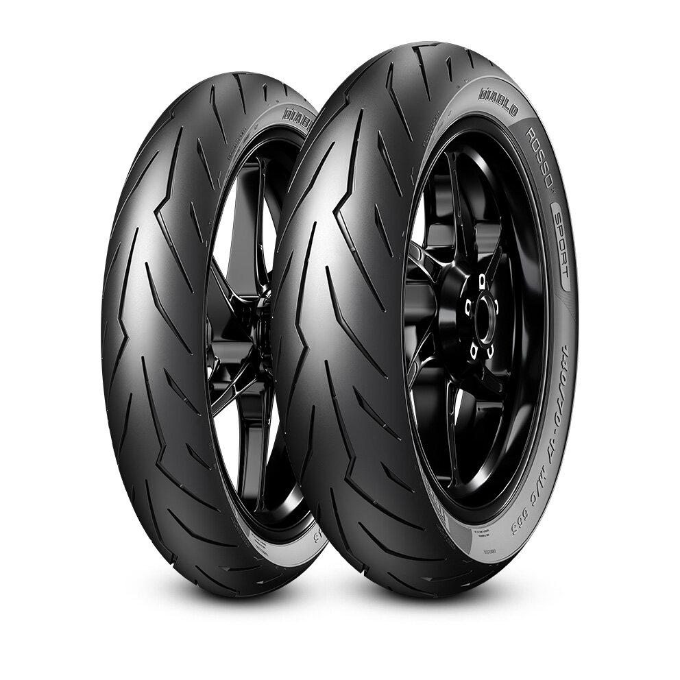 Pirelli Diablo Rosso Sport 150/60-17