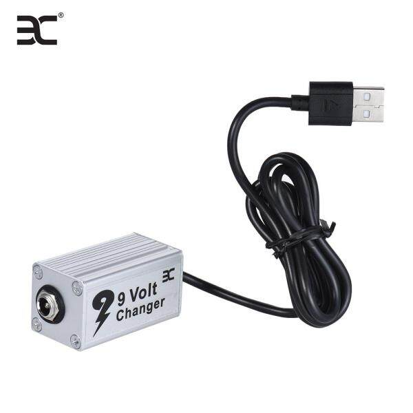 ENO EVC-1 Guitar Effect Power Supply Voltage Converter USB Booster 5V to 9V Used Converter for 9V Guitar Effects Malaysia