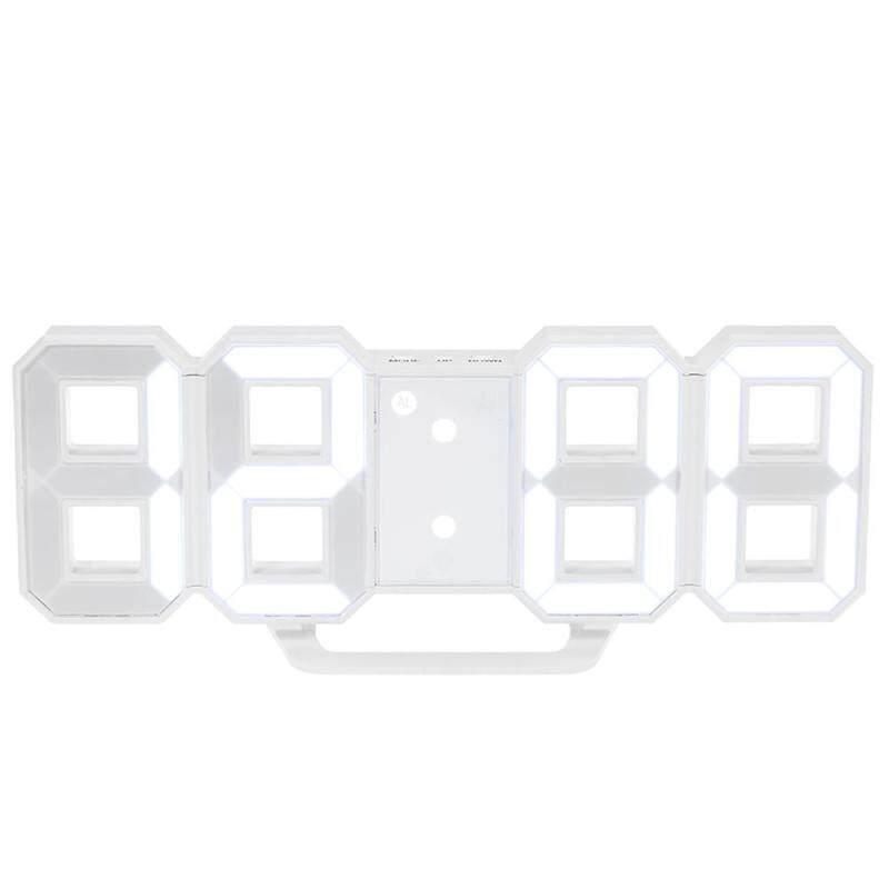 Đa Năng Lớn LED Kỹ Thuật Số Đồng Hồ Treo Tường 12 H/24 H Thời Gian Hiển Thị Với Chức Năng Báo Thức Và Báo Lại Có Thể Điều Chỉnh Độ Sáng bán chạy