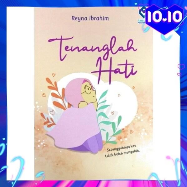 Buku - Tenanglah Hati #(L3) Malaysia