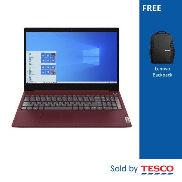 Lenovo Idepad Slim 3 15ARE05 81W400ABMJ 15.6 FHD Laptop (Ryzen 5 4500U/ 4GB/ 512GB SSD/ ATI/ W10/ HS ) Cherry Red Malaysia