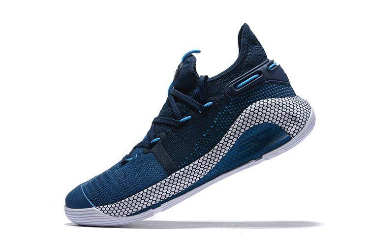 Under Armour Original Curry 6 Low Top Men s Basketaball Shoe Discounted SC  White bf63d3b8eb169