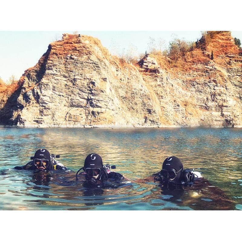 Nam Nữ GIỮ LẶN 3mm Neoprene Lặn Đầu Bao Lặn biển Hood Với Vai Lặn Thiết Bị Quốc Mùa Đông đầm Ấm Đồ Bơi Giữ Nhiệt Spearfishing - 5