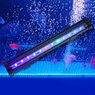 Đèn LED đầy màu sắc chống nước giúp trang trí và cung cấp bong bóng oxy cho hồ cá Huanhuang - INTL thumbnail