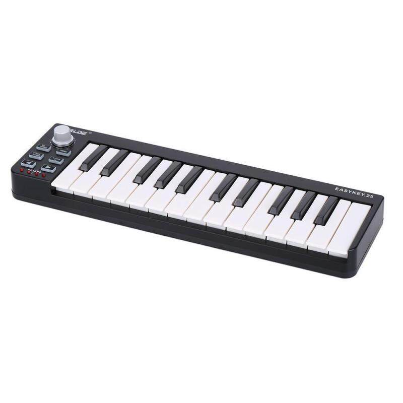 Worlde Easykey 25 Keyboard Mini 25-Key USB MIDI Controller Musical Malaysia