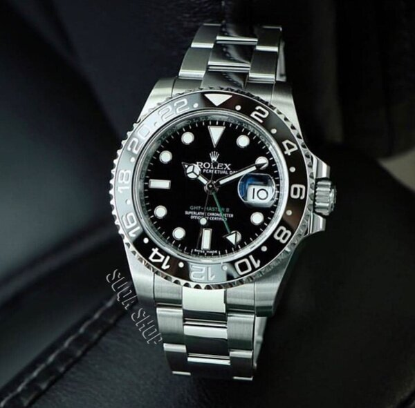 NEW ARRIVAL GMT MASTER2 ROLEXS AUTOMATIC WATCH FOR MEN Malaysia