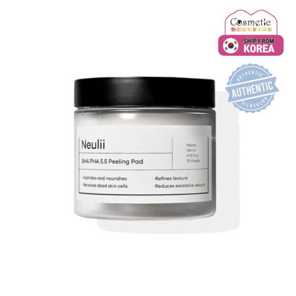 Buy [NEULII] BHA.PHA 5.5 Peeling Pad 140ml Singapore