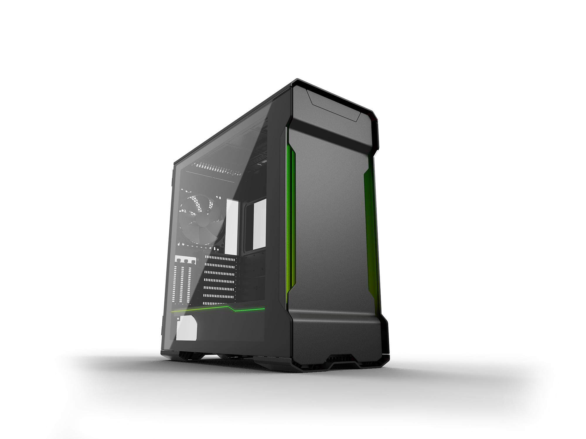 PHANTEKS ENTHOO EVOLV X GLASS SATIN BLACK CHASSIS Malaysia