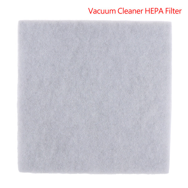 Tirgat Vacuum Cleaner HEPA Filter Motor cCotton Filter Wind Air Inlet Outlet Filter