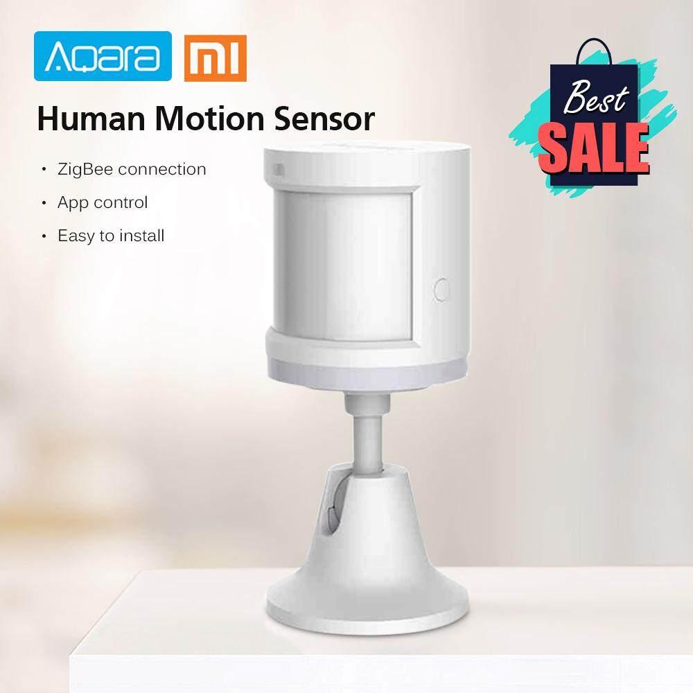 Original Xiaomi 170°Smart Home Aqara Human Motion Sensor Security Device ZigBee