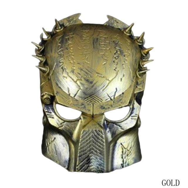 NEW Predator Mask Halloween Horror Masquerade Fancy Dress Party Cosplay Costume Scary Mask For Halloween DayParty