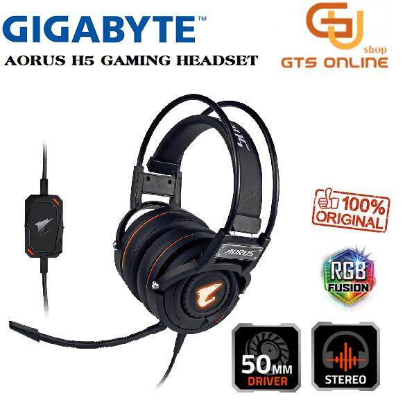 Gigabyte Aorus H5 Gaming Headset By Good Tech.
