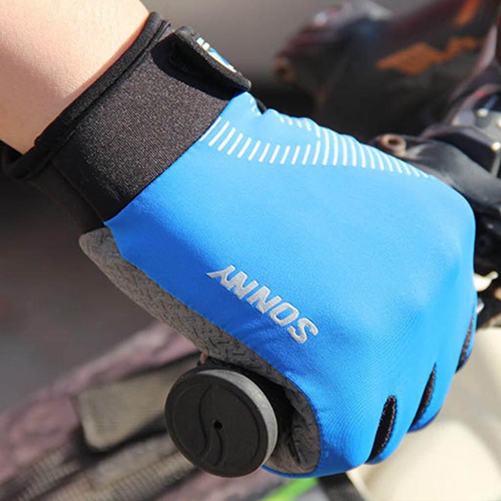 Kohlershop Unisex Outdoor Sports Riding Gloves Tight Non-Slip Shock Absorption Wear Mitten Free Shipping By Kohlershop.