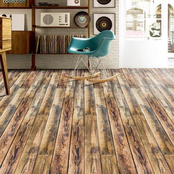 〖Ready Stock〗 20X200Cm Pelekat Seni Jubin Lantai Dinding Decal Pelekat Hiasan Dapur Dapur Diy Penghantaran Percuma Cod