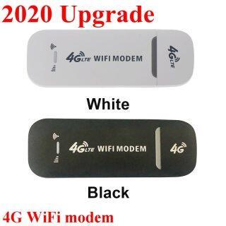Bộ Chuyển Đổi Mạng Modem USB 4G LTE 2020 Với Thẻ SIM Điểm Truy Cập WiFi Bộ Định Tuyến Không Dây 4G, Dành Cho Win XP Vista 7 10 Mac 10.4 IOS Vận Chuyển Nhanh thumbnail