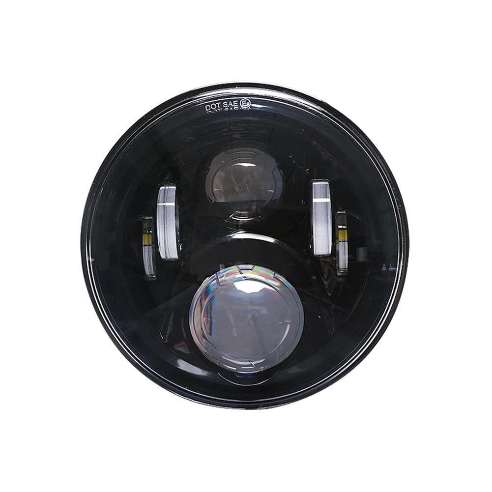 60 W 7 W LED Lampu Depan Yang Dimodifikasi untuk Jeep Wrangler untuk Sepeda Motor Harley
