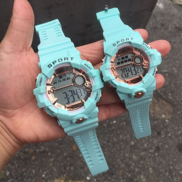 **VALUE DEAL** Sport Aike Stylish Digital Fashion Watch For Couple (GREAT QUALITY) FAST SHIPPING Malaysia