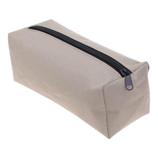 Waterproof Storage Hand Tool Bag Nail Drill Bit Makeup Organizer PouchCase
