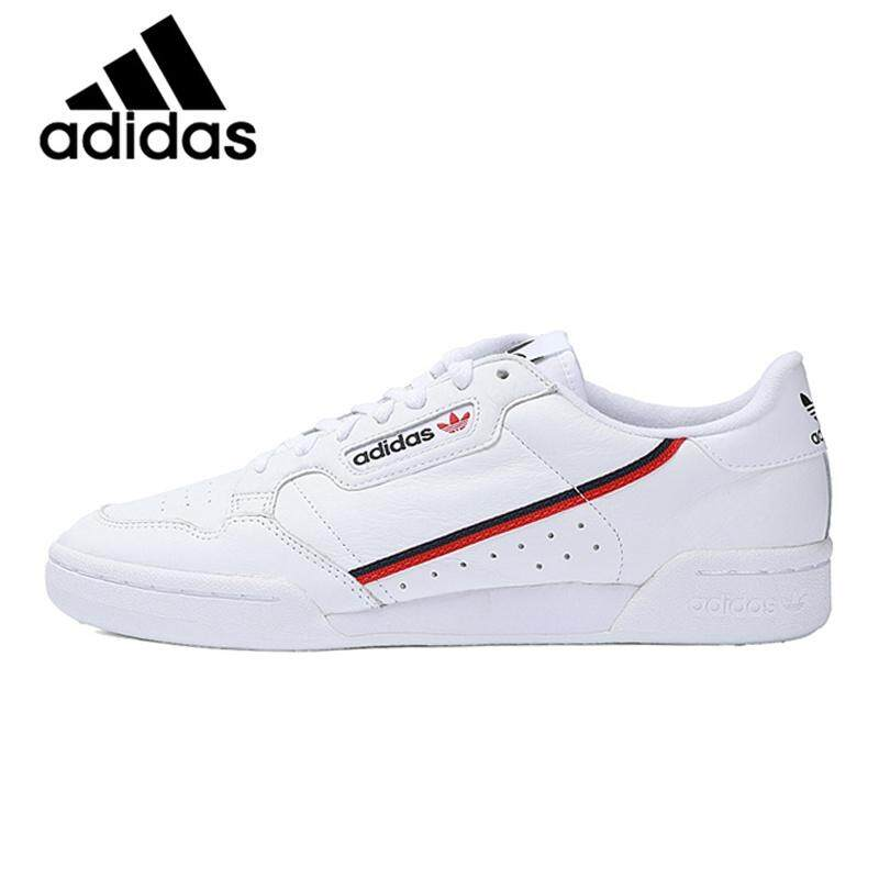 quality design latest discount innovative design Official Adidas Brand Original Continental 80 Rascal Skateboarding Shoes  Sports Outdoor Fashion Sneakers Breathable Hard-Wearing Lightweight  Designer ...