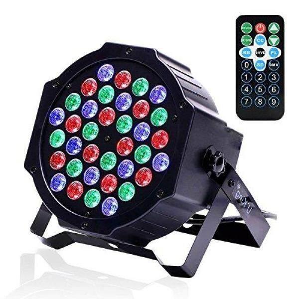 U`King Stage Light 36LEDs Disco Lights DMX512 Colorful RGB Lighting / Staging / Stage / Disco / Party / KTV / Wedding / Club / Bar (36W) Malaysia