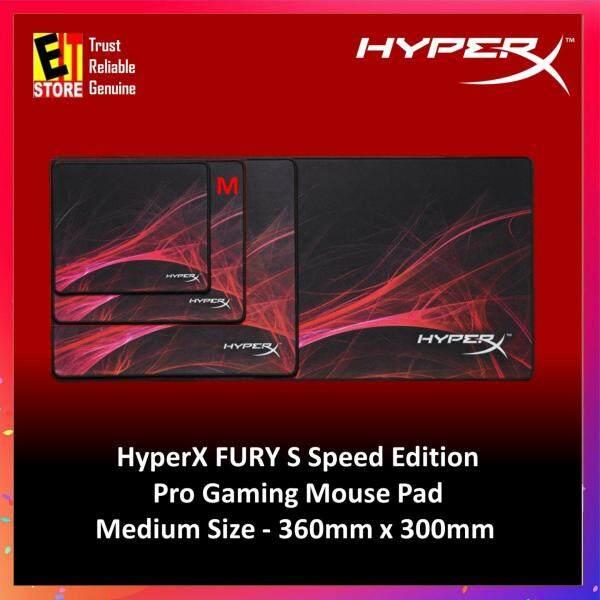 HyperX FURY S Speed Gaming Mouse Pad Medium (HX-MPFS-S-M) Malaysia