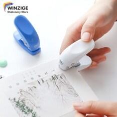 Winzige 1 Mảnh Giấy Lỗ Bấm Kế Hoạch DIY Cho Máy Tính Xách Tay Binder