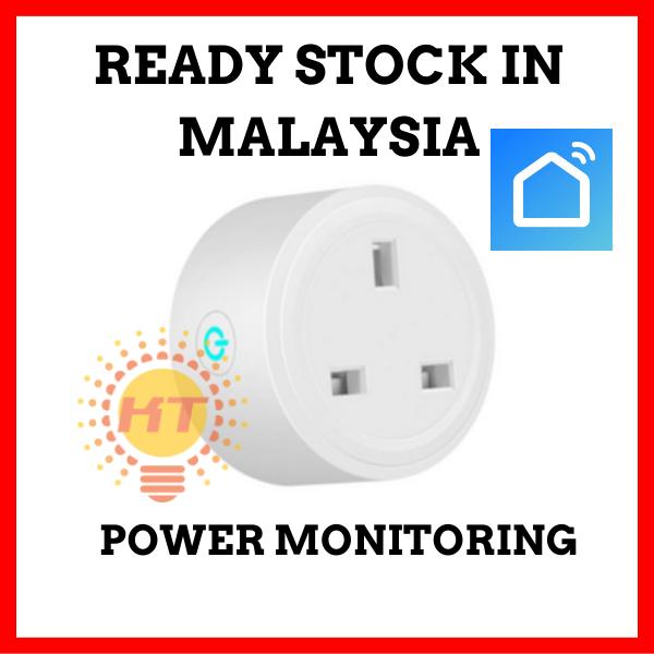 [Smart Life App] WiFi Smart Socket 13A (rated 16A) - Malaysia plug