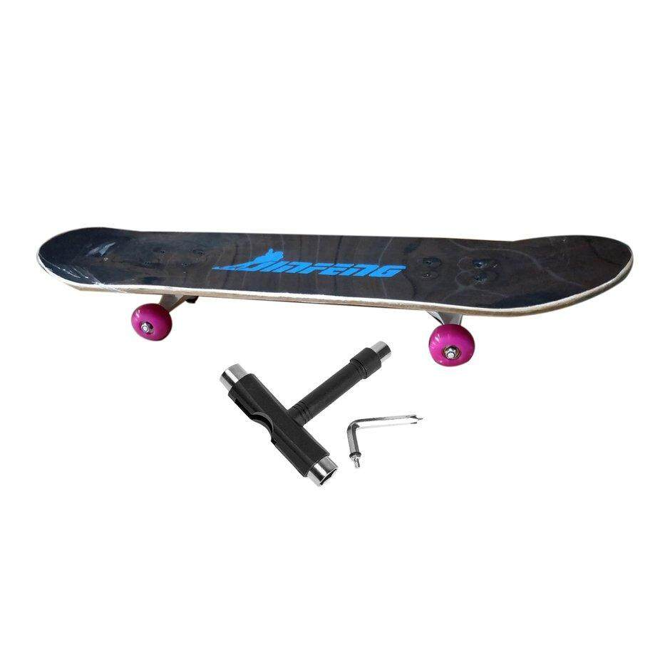 Lgds Tendangan Ganda Skateboard Lengkap Cruiser 31 \IDR708000. Rp 710.900