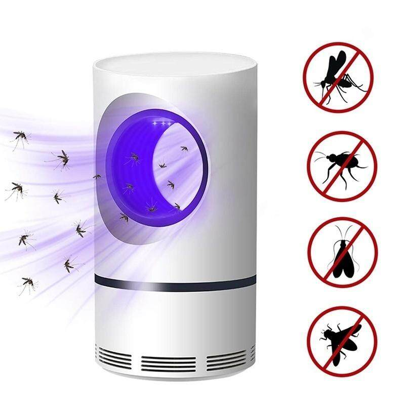 Multi-function USB Mosquito Killer Lamps Fly Trap Lamp Insect Repellent Killer Anti Mosquito Home Living Room Pest Control